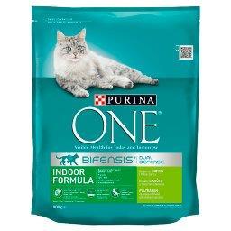 Indoor Formula Karma dla dorosłych kotów bogata w in...