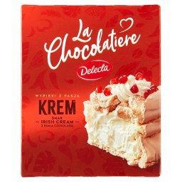 La Chocolatiere Krem smak Irish Cream z białą czekol...
