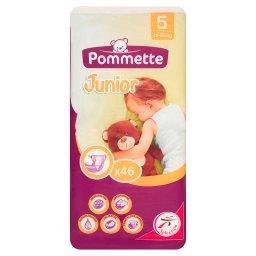 Pieluchy jednorazowe dla dzieci 5 Junior 12-25 kg