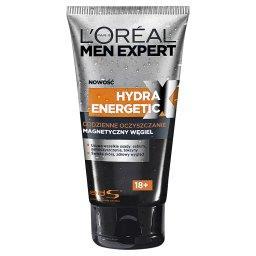 Men Expert Hydra Energetic X 18+ Żel oczyszczający d...