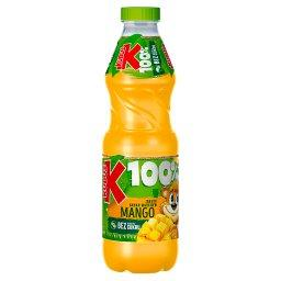100% Sok jabłko banan marchew mango