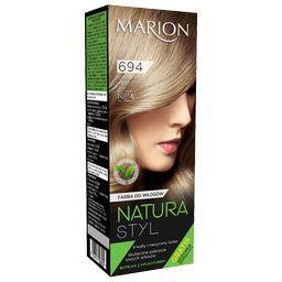Farba do włosów Natura Styl, Popielaty blond 694
