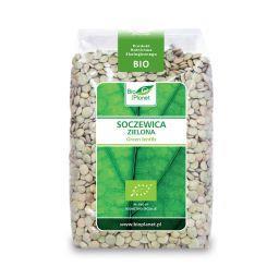 Soczewica zielona bio 400 g