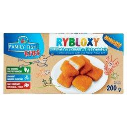 Kids Rybloxy Chrupaki przysmaki z fileta mintaja