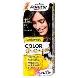 Color Shampoo Szampon koloryzujący czarny 1-0