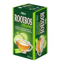 Herbata Rooibos zielony z trawą cytrynową 37,5 g