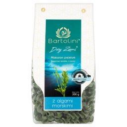 Dary Ziemi Makaron Premium z algami morskimi świderek nr 3