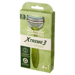Xtreme3 Eco-Green Jednorazowe maszynki do golenia dl...