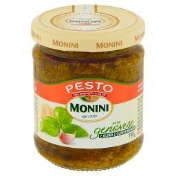 Sos Pesto z bazylią