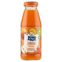 Sok 100% jabłko marchewka po 4. miesiącu