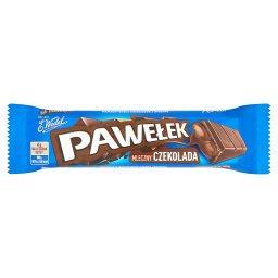 Pawełek Batonik mleczny czekolada