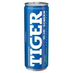 Blue Screen Gazowany napój energetyzujący o smaku ja...