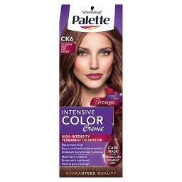 Intensive Color Creme Farba do włosów Delikatny rudy CK6