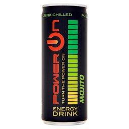 Energy Drink Mojito Gazowany napój energetyzujący o ...