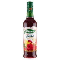 Suplement diety syrop o smaku malinowo-cytrynowym