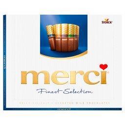 Finest Selection Kolekcja czekoladek mlecznych 250 g