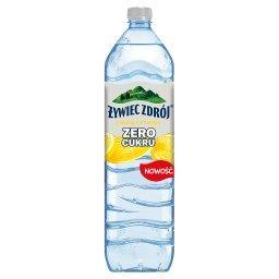 Zero Cukru Napój niegazowany z nutą cytryny