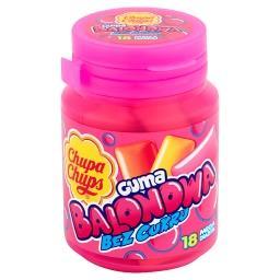 Guma balonowa bez cukru  (18 sztuk)