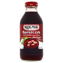 Barszczyk czerwony koncentrat