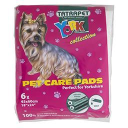 Mata higieniczna York dla psów 45x60cm 6 sztuk