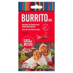 Burrito Mix Mieszanka przypraw do dań kuchni meksyka...