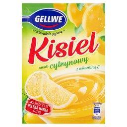 Kisiel smak cytrynowy 38 g