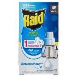 Płyn owodobójczy przeciw komarom zapas bezzapachowy