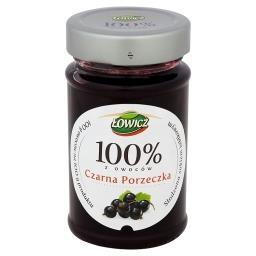 Dżem 100% z owoców czarna porzeczka