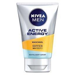 MEN Active Energy Żel do mycia twarzy
