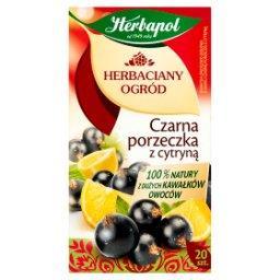Herbaciany Ogród Herbatka owocowo-ziołowa czarna por...