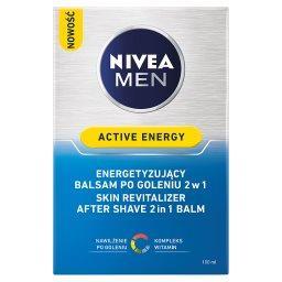 MEN Active Energy Energetyzujący balsam po goleniu 2w1