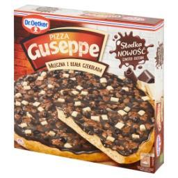 Guseppe Pizza mleczna i biała czekolada