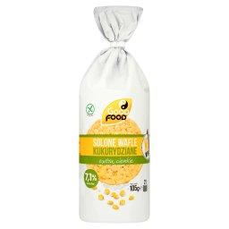 Solone wafle kukurydziane extra cienkie  (21 sztuk)