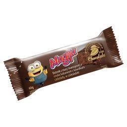 Magija Batonik z masy twarogowej o smaku kakaowym z ...