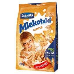 Mlekołaki Cinisy Zbożowe kwadraciki z cynamonem