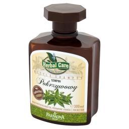 Herbal Care Szampon Pokrzywowy włosy przetłuszczając...