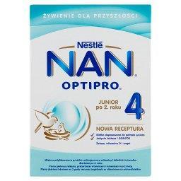 4 Mleko modyfikowane w proszku dla dzieci po 2. roku...
