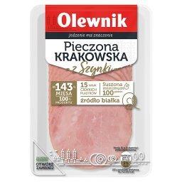 Pieczona krakowska z szynki 90 g