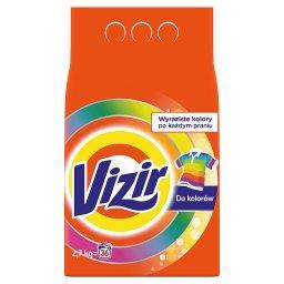 Proszek do prania kolorowych tkanin 2.7 kg, 36 prań