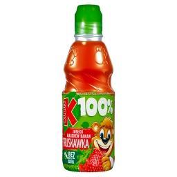 100% Sok jabłko marchew banan truskawka