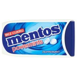 Powermints Odświeżające pastylki bez cukru o smaku m...