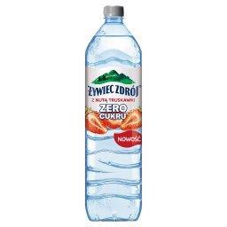 Zero Cukru Napój niegazowany z nutą truskawki