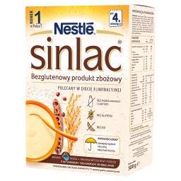 Sinlac Bezglutenowy produkt zbożowy bez laktozy soi ...