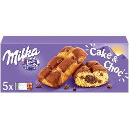 Cake & Choc Ciastka biszkoptowe z kawałkami czekolad...