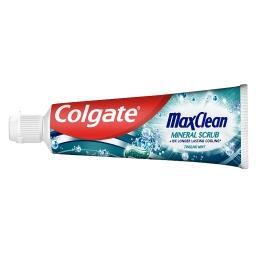 Max Clean Mineral Scrub odświeżająca pasta do zębów ...