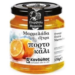 Ekstra dżem z pomarańczy 370g