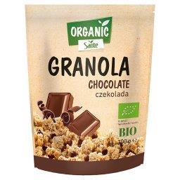 Organic Granola czekolada