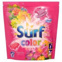 Color Tropical Lily & Ylang Ylang Kapsułki do prania  (32 sztuki)