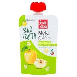 Mus z jabłek Golden Bio