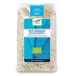 Ryż okrągły pełnoziarnisty bio 500 g